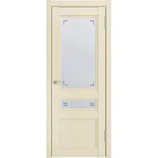 Дверь экошпон Luxor K-2 ДО айвори
