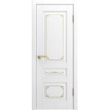 Дверь Luxor L-3 белая эмаль