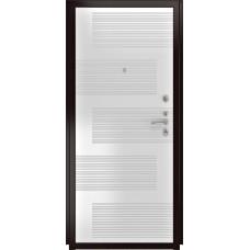 Внутренняя панель ПВХ  Luxor ФЛ 185 ясень белый