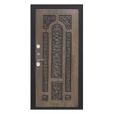 Внутренняя панель винорит Luxor Д 19  грецкий орех черная патина