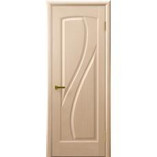 Ульяновская дверь Luxor шпон Легенда Мария ДГ беленый дуб