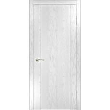 Дверь Luxor Орион 3 дуб белая эмаль стекло лакобель
