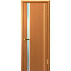 Дверь Luxor шпон Легенда Синай 1 ДО светлый анегри T34 стекло белое