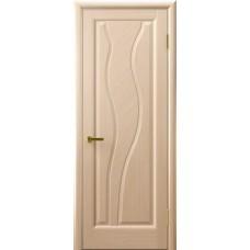 Дверь Luxor шпон Легенда Торнадо ДГ беленый дуб
