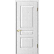 Ульяновская дверь Luxor Атлант-2 ДГ ясень белая эмаль