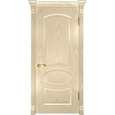 Дверь Luxor Грация ДГ дуб слоновая кость