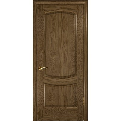 Дверь Luxor Лаура-2 ДГ светлый мореный дуб