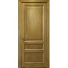 Дверь шпонированная Luxor Атлантис -2 ДГ дуб натуральный