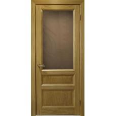 Дверь шпонированная Luxor Атлантис -2 ДО дуб натуральный
