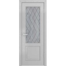 Дверь шпонированная Luxor Нео-1 ДО ясень манхеттен
