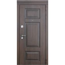 Дверь входная Luxor 21 черный муар