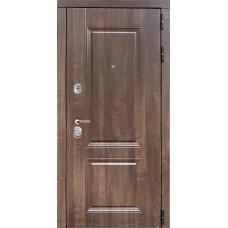 Дверь входная Luxor 22 черный муар