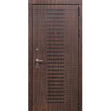 Дверь входная Luxor 33 черный муар