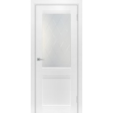 Дверь экошпон Мариам Техно-702 ДО Белый