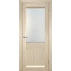 Дверь экошпон Мариам Техно-702 ДО Капучино