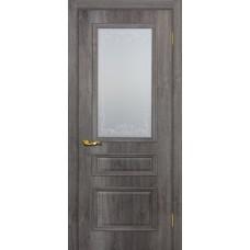 Дверь ПВХ Мариам Верона 2 ДО Дуб тофино