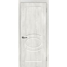 Дверь ПВХ Мариам Сиена 1 ДГ Дуб жемчужный