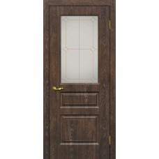 Дверь ПВХ Мариам Версаль 2 ДО Дуб корица