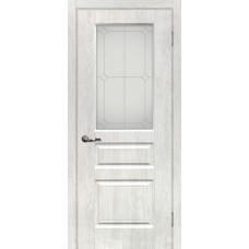 Дверь ПВХ Мариам Версаль 2 ДО Дуб жемчужный