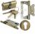Ключ-ключ матовая бронза +1 502 р.
