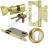 Ключ-завертка матовое золото +1 582 р.