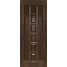 Дверь массив сосны ПМЦ М11 ДГФ темный лак