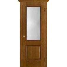 Дверь  шпонированная  Porte Vista Шервурд ДО античный дуб