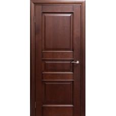 Дверь  шпонированная  Porte Vista Терзо ДГ орех