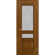 Дверь  шпонированная  Porte Vista Вена ДО античный дуб