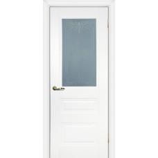 Дверь Profilo Porte PSC-29 ДO Белый со стеклом Сатинат