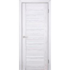 Дверь Profilo Porte PSK-1 ДО Ривьера айс со стеклом Белый Лакобель