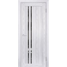 Дверь Profilo Porte PSK-10 ДО Ривьера айс с тонированным зеркалом