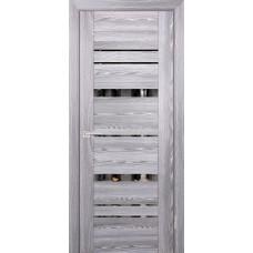 Дверь Profilo Porte PSK-2 ДО Ривьера грей с тонированным зеркалом