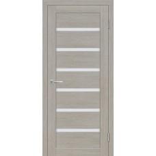 Дверь экошпон STABILE PORTE ST 607 ДО Светло-серый