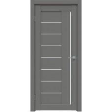 Дверь экошпон Triadoors 500 ДО Медиум Грей