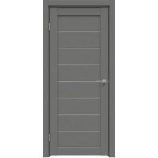 Дверь экошпон Triadoors 538 ДО Медиум Грей