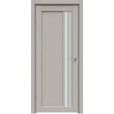 Дверь экошпон Triadoors 608 ДО Шелл Грей