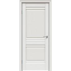 Дверь экошпон Triadoors 625 ДГ Белоснежный матовый