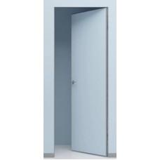 Дверь невидимка скрытого монтажа Triadoors 700 INVISIBLE Под покраску с AL кромкой