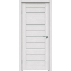 Дверь экошпон Triadoors 502 ДО Дуб серена светло-серый