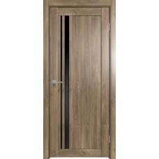 Дверь экошпон Triadoors 608 ДО Дуб винчестер трюфель