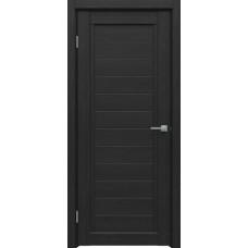 Дверь экошпон Triadoors 612 ДГ Дуб серена графит