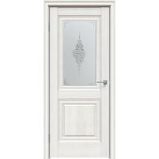 Дверь экошпон Triadoors 621 ДО Дуб патина золото