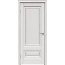 Дверь экошпон Triadoors 630 ДГ Дуб серена светло-серый