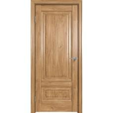 Дверь экошпон Triadoors 630 ДГ Дуб винчестер светлый