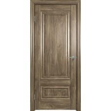 Дверь экошпон Triadoors 630 ДГ Дуб винчестер трюфель