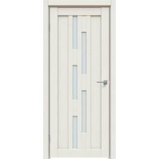 Дверь экошпон Triadoors 537 ДО Мелинга белая