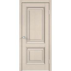 Дверь экошпон Velldoris Alto 7 ДГ Ясень капучино структурный