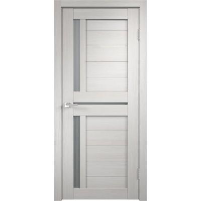 Дверь экошпон Velldoris Duplex 3 дуб белый стекло Matelux