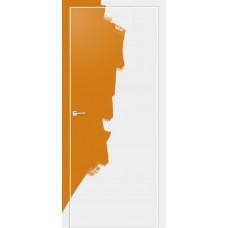 Дверь Velldoris INVISIBLE Под покраску с кромкой ABS